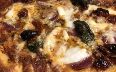 Pizzadagar í Frú Laugu